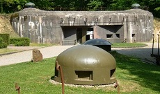 maginot fortification guided tour france